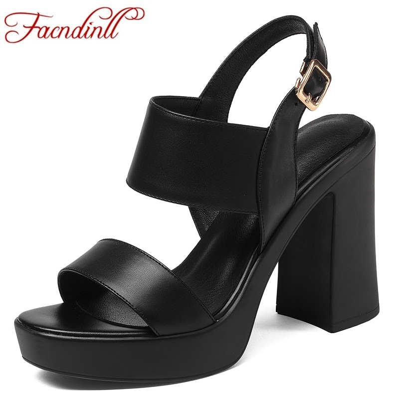 FACNDINLL fashion patent leather summer shoes woman 2018 new open toe platform woman sandal shoes casual ladies date sandals facndinll new women summer sandals 2018 ladies summer wedges high heel fashion casual leather sandals platform date party shoes
