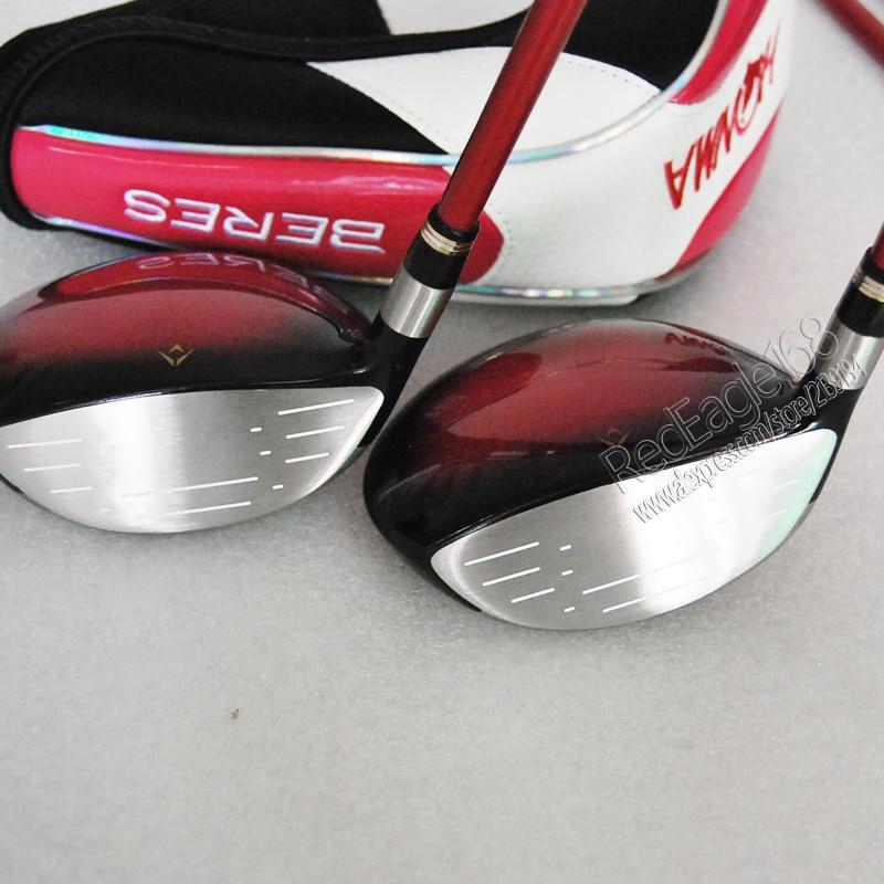 Cooyute Nya kvinnors golfklubbar HONMA S-03 3/15 5/18 Golf fairway - Golf - Foto 4
