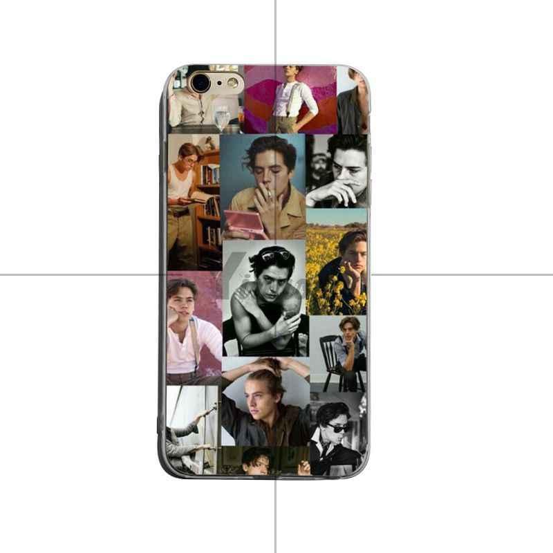 Yinuoda ривердейл Jughead Jones Прекрасный Мягкий ТПУ телефон аксессуары чехол для iPhone 8 8 plus 7 7 plus 6 6splus X XS XR чехол