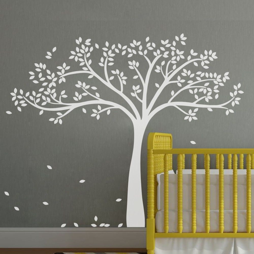 Nursery Room Wall Decal Sticker DIY Home Decor Vinyl Art Removable Stickers
