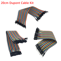 120 pcs lot Raspberry Pi 3 Dupont Cable Male to Male Female to Female Male to