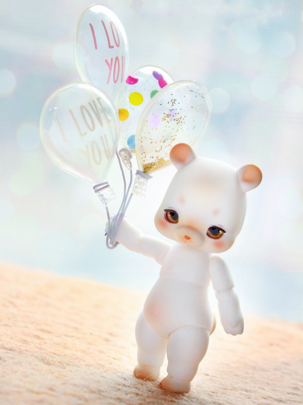 1/12 BJD Doll   Poi-in Dolls from Toys & Hobbies    1