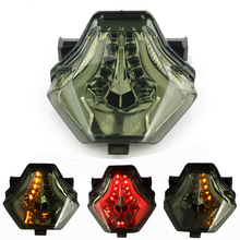For Yamaha MT07 MT-07 FZ07 FZ-07 2013 2014 2015 2016 Tail Rear Light LED Lamp Stop Lights Turn Tail Brake light Turn Signals