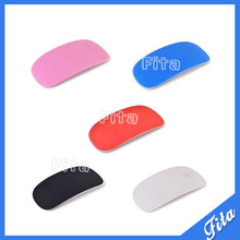 5 Color Silicone Soft Mouse Case Cover Skin For Magic Mouse Ultra-thin Soft Protective Cover