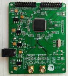 AD9910 + FPGA moduł szybkie łącze DDS moduł  moduł zapewnia projekt dokumentu mogę zaoferować ekskluzywne układem FPGA i inny program oryginalny IC
