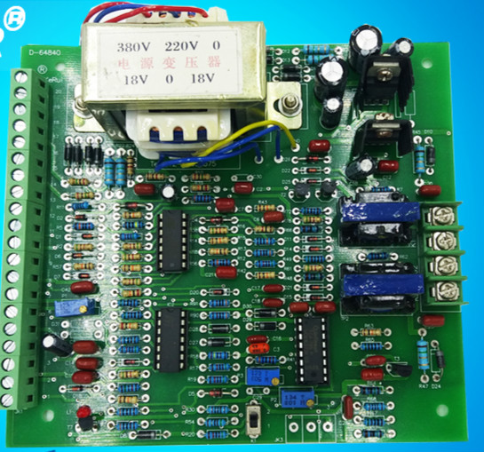 Full-Function Thyristor Voltage Regulator Semi-Controlled Trigger Board Voltage Stabilization and Temperature Control KCZ2BFull-Function Thyristor Voltage Regulator Semi-Controlled Trigger Board Voltage Stabilization and Temperature Control KCZ2B