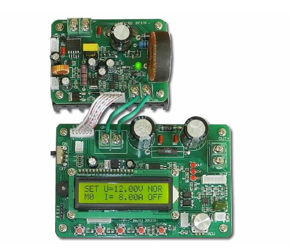 Free shipping ,ZXY6010S numerical constant voltage constant current DC-DC power supply module nc dc dc dc adjustable voltage regulator module integrated voltage meter 8a voltage stabilized power supply