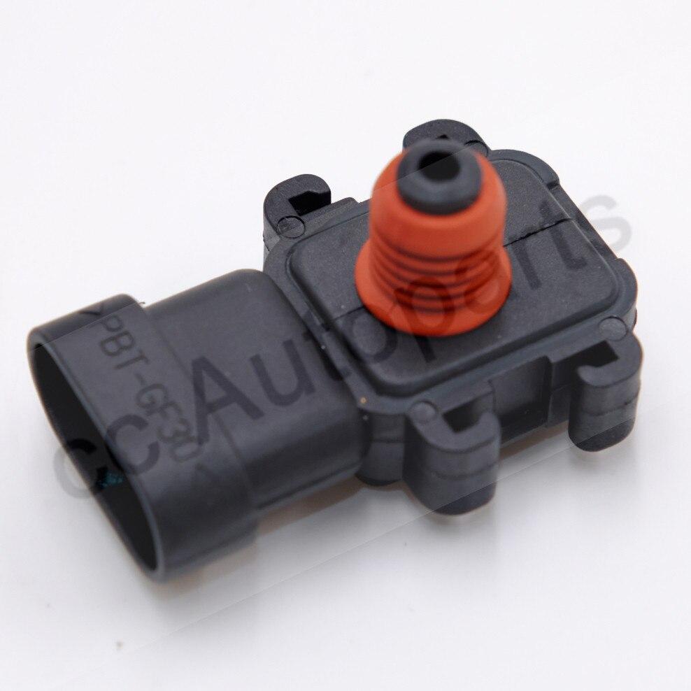 Image 4 - Pressure Sensor MAP SENSOR FOR GM CHEVROLET BUICK CADILLAC GMC ISUZU OLDSMOBILE PONTIAC 16249939 16187556-in Air Flow Meter from Automobiles & Motorcycles