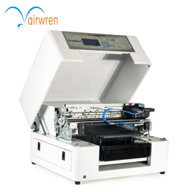 US $1990 0 |CE Approved Digital Textile T shirt Printing Machine A3 Dtg T  Shirt Printer For Sale With Low Price-in Printers from Computer & Office on