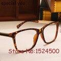Óptica Gafas de Marco Miopía Mujeres gafas de Lentes de Gafas De Diseño Gafas Gafas Feminino Gafas de Grauv