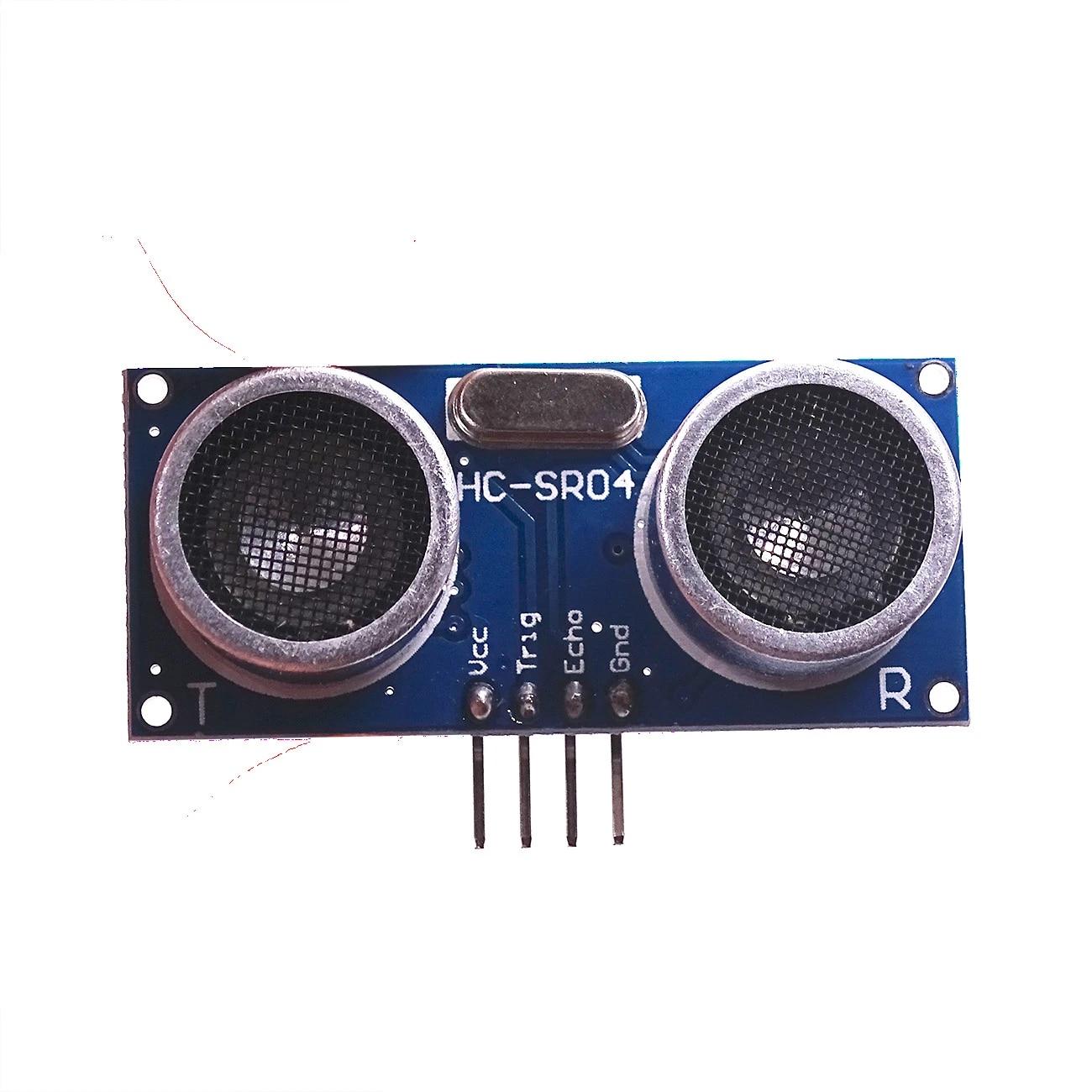 HITSAN 10Pcs Geekcreit Ultrasonic Module HC-SR04 Distance Measuring Ranging Transducer Sensor DC5V 2-450cm One Piece