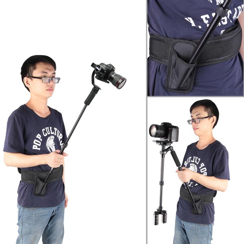 DSLR Rig Support Rod Belt Shoulder Mount Universal Portable Accessories For Video Camcorder Camera DV/DSLR Stress-Reducing телескопы бинокли armiyo universal camera support mount