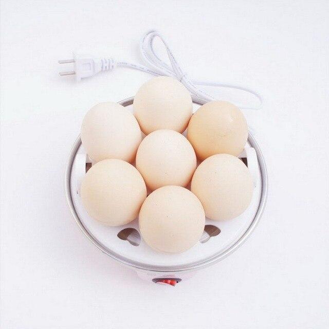 Multi-function Electric Egg Cooker Boiler Stainless Steel Steamer 1