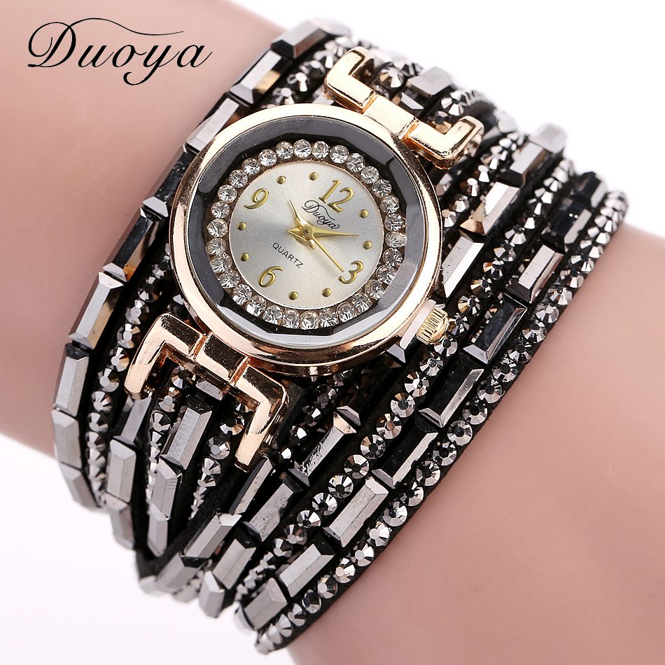 Hot Sale Top Fashion Gold Bracelet Watch Luxury Rhinestone Watch Women Watches Women Dress Quartz Watch Hour relogio feminino lvpai quartz watch women fashion rhinestone bracelet watches dress clock gold silver relogio feminino
