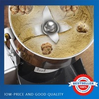 New 220V/50HZ 600G Food Mill Herb Grinding Machine Coffee Beans Grain Cereal Mill Electric Ultrafine Powder Machine