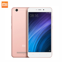 Original Xiaomi Redmi 4A Snapdragon 425 Quad Core 13 0MP 5 0 Inch 1280x720 2GB RAM