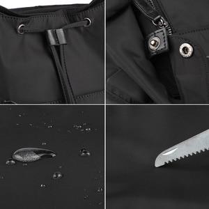 Image 5 - MOYYI en İyi kalite su geçirmez büyük sırt çantası erkekler fonksiyonel 14 15.6 Laptop sırt çantası erkek açık seyahat Mochilas moda çanta