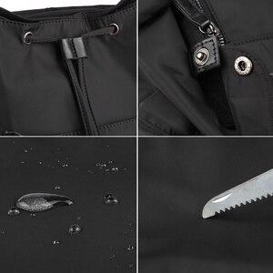 Image 5 - MOYYI zaino grande impermeabile da uomo di alta qualità funzionale 14 15.6 zaino per Laptop borsa da viaggio per uomo Mochilas da viaggio allaperto