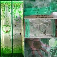Net Of Mosquito Door Screen Curtain Mosquito Net On Magnets Hands Free 2017 Window Curtain Door