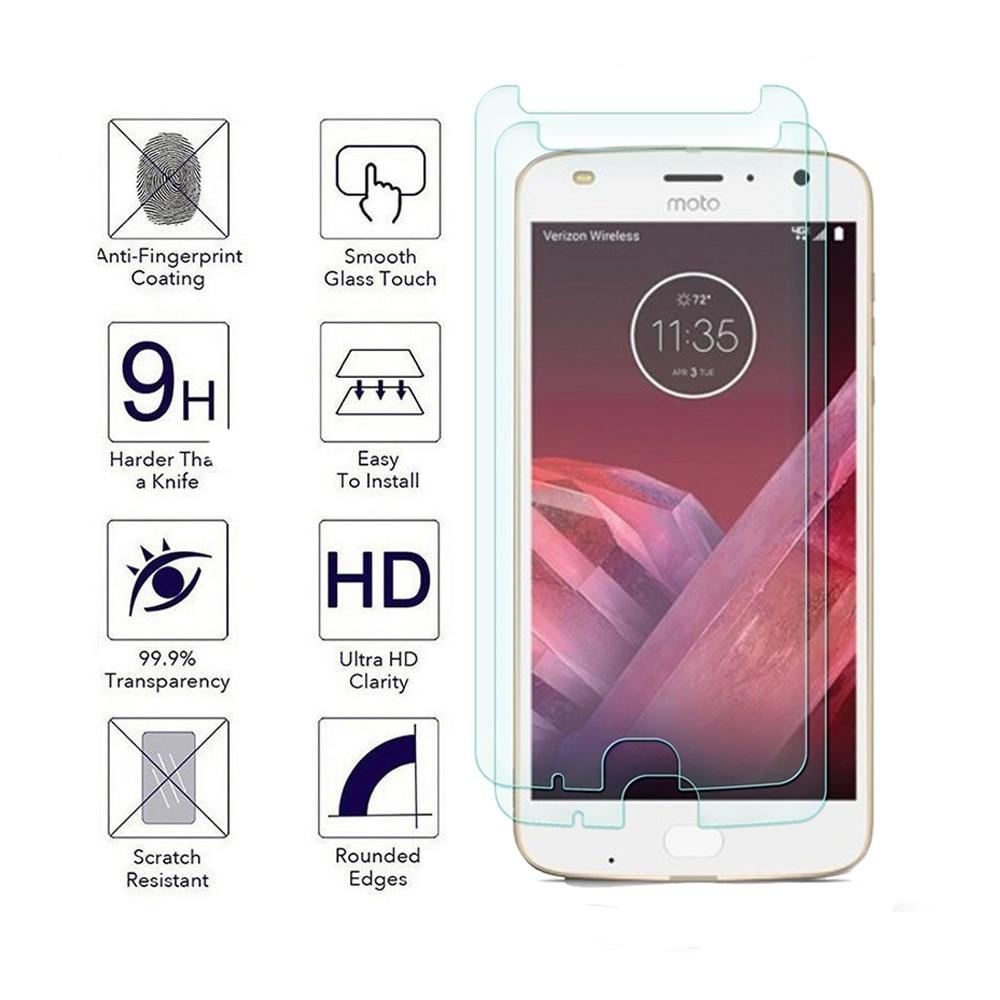 Motorola Moto Z2- ի համար Play XT1710 Transparent TPU Silicone - Բջջային հեռախոսի պարագաներ և պահեստամասեր - Լուսանկար 4
