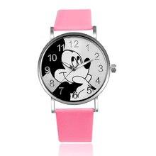 WoMaGe Minnie Mouse Children Watch Casual Quartz Watch