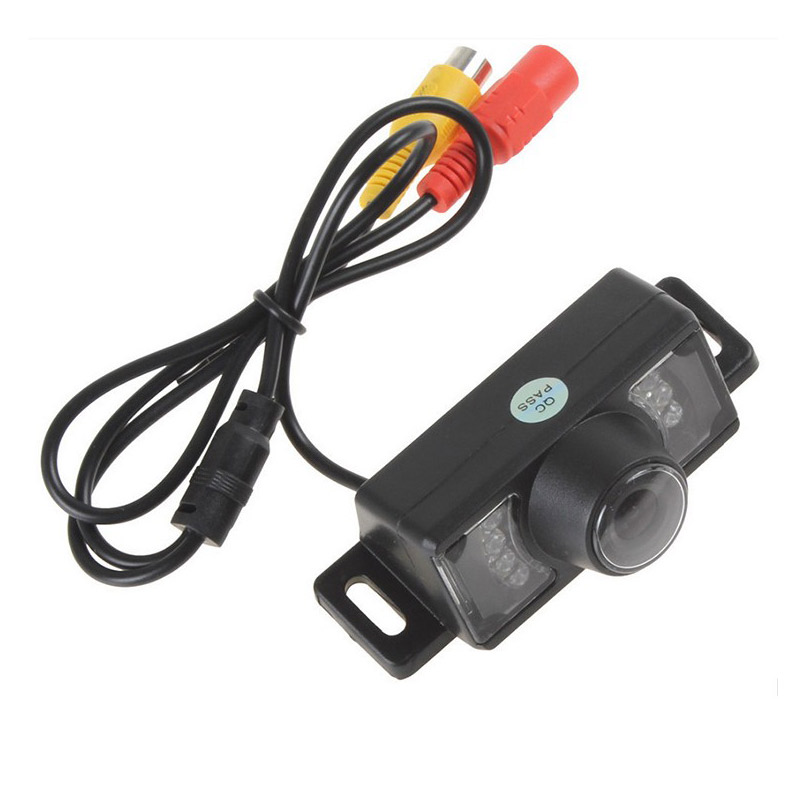 XYCING E318 Night Vision Waterproof Color CMOS Car Rear View Reverse Backup Camera Vehicle Parking Rearview Cam