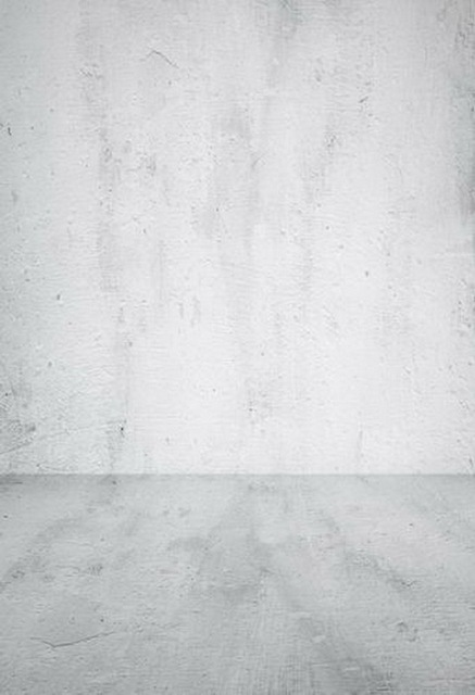 Vinyl White Solid Color Photography Backdrops Plain Wall