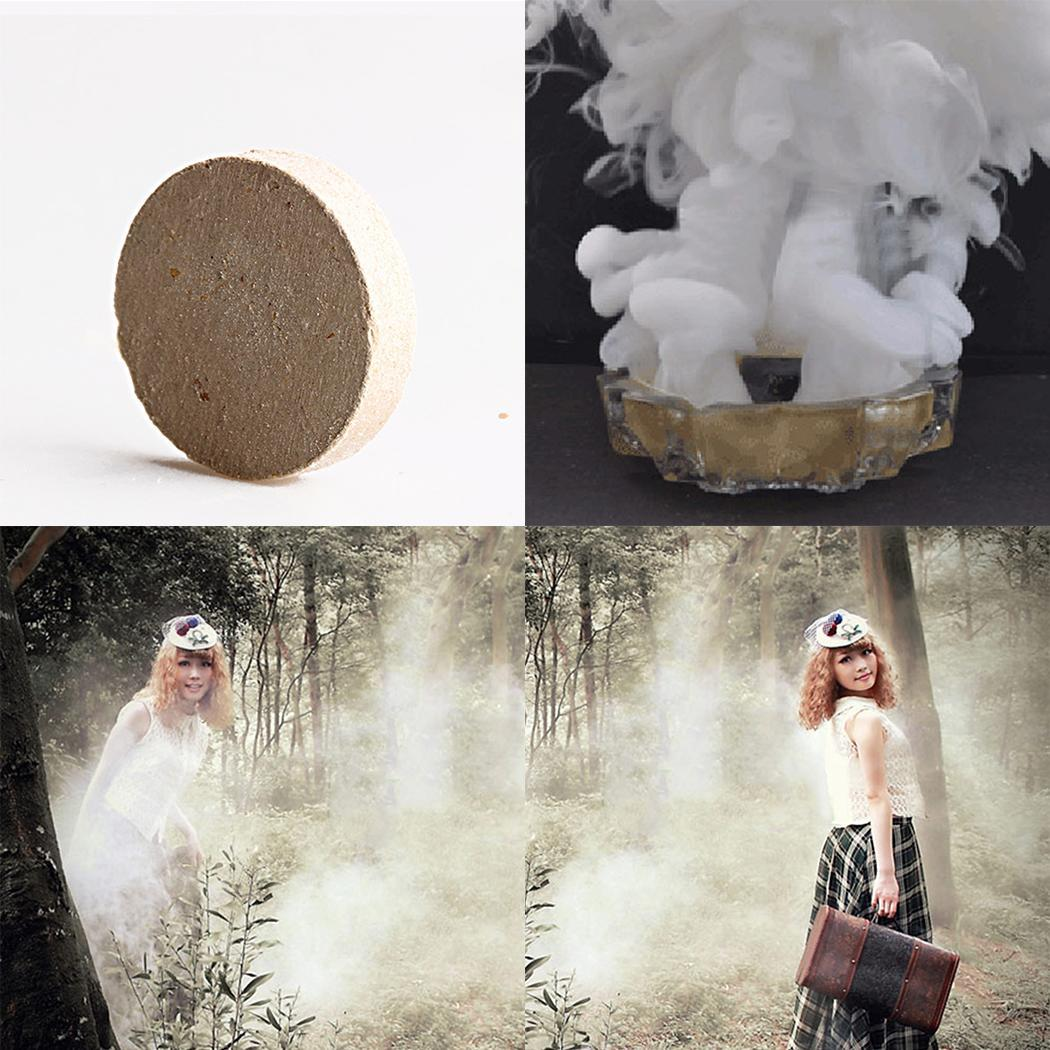 Photography Props Studio-Film Drama Round 10PCS For Advertising Modern Exhibition Smoke-Cake
