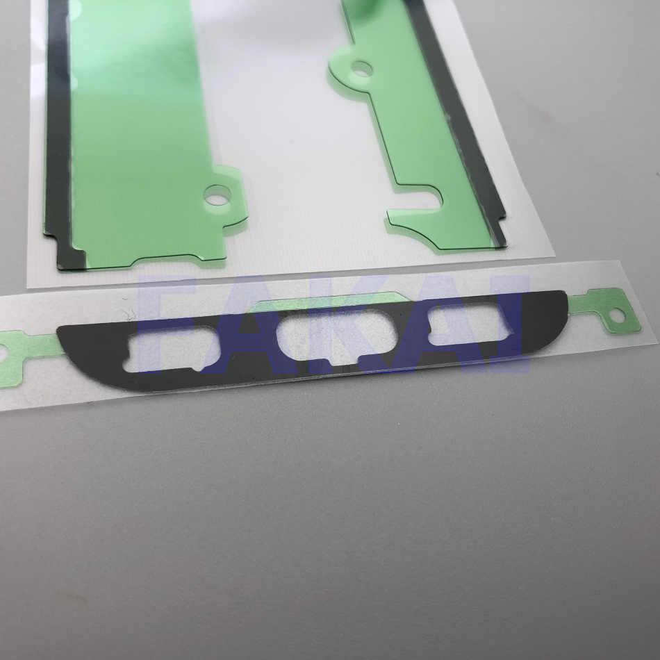 S7 ملصقات LCD شاشة تعمل باللمس لاصق شريط لاصق لسامسونج غالاكسي S7 حافة G935 G935F G935A G935FD G935T SM-G935F