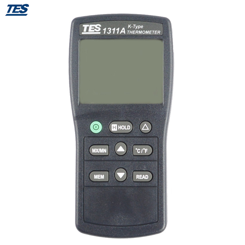 ФОТО Digital Industrial K Type Thermocouple Thermometer Temperature TES-1311A