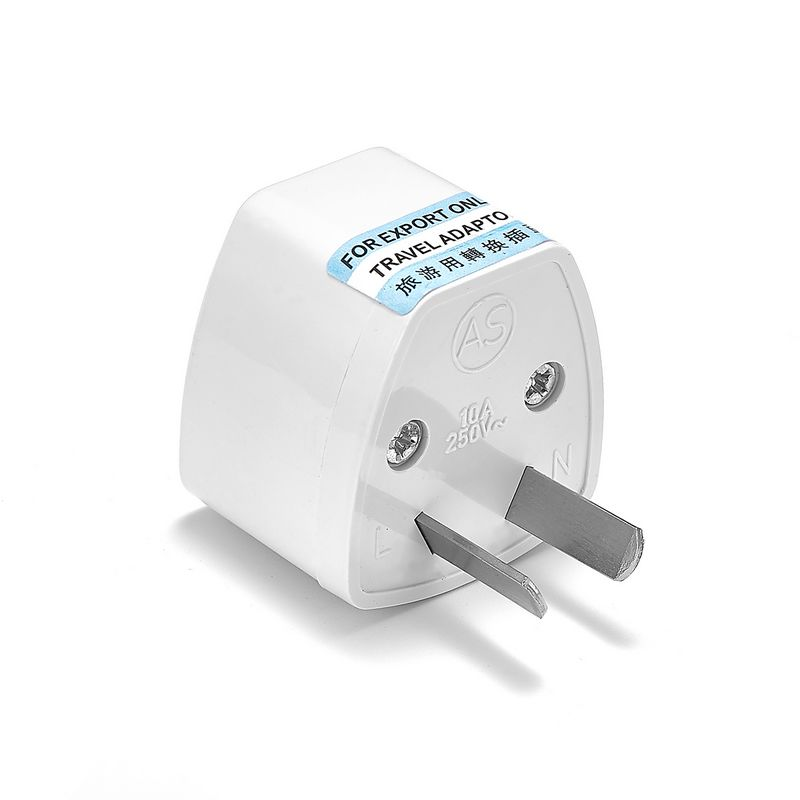 Eu To Aus Travel Adapter Qc2 0 Qc3 0 Adapter 9v 1 67a Android Adapter Realm Microsoft Xbox Wireless Adapter Xbox 360: 300pcs Universal AU Australia Travel Power Adapter US UK