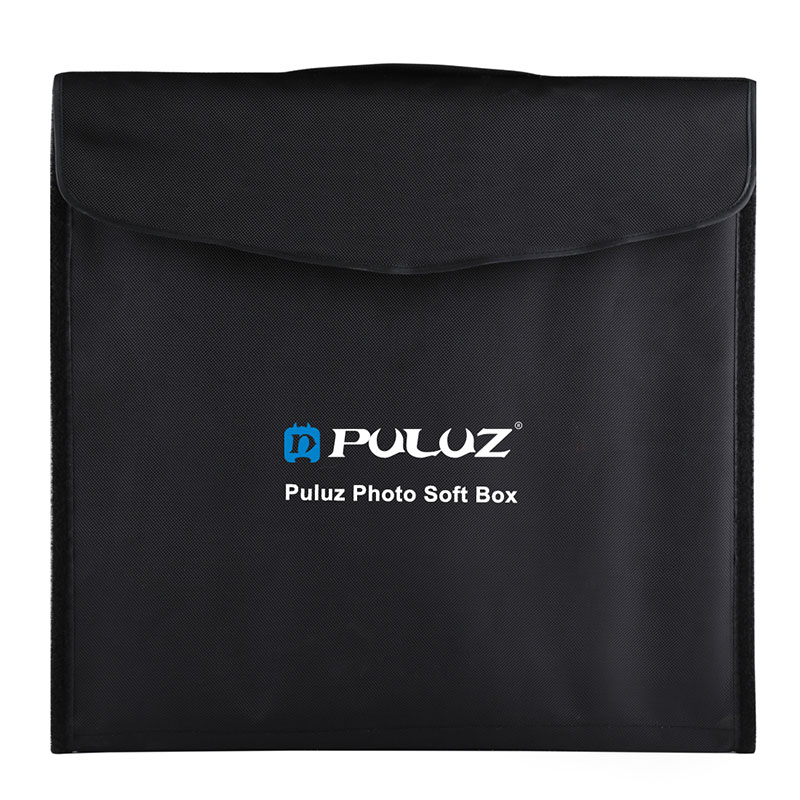 PULUZ 40 X 40cm Photo Studio Box Foldable Photograghy Studio Shooting Soft Box Kits QJY99