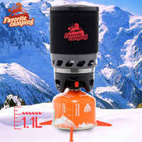Skazka Ourdoor Camping Gas Stove 1100ml Fires Cooking System and Portable Gas Burner High Power Furnace Camping Stove Pack-02