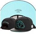 2016 Diseño de Moda Cayler Sons baseball BA503 snapback Caps para hombres mujeres hip hop deportes casquillo gorras planas