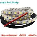 5050 LED Strip Light  SMD DC12V flexible light 60LED/m, 5m 300LED,NO Waterproof, NSL5050