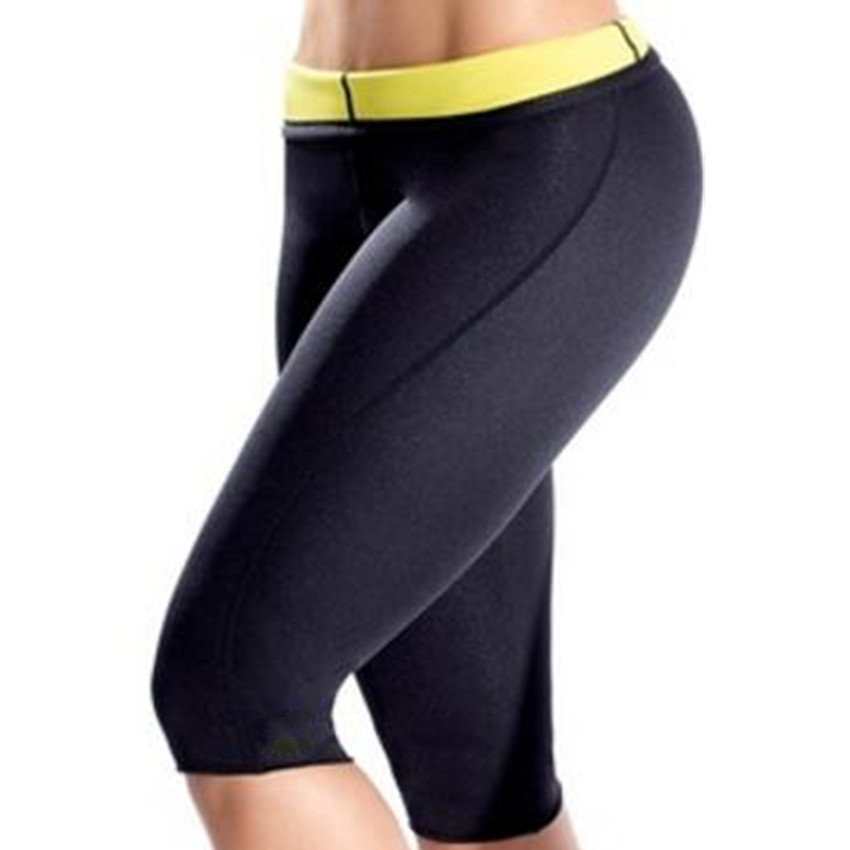 1afd378c4232f New Shapers Women s Thermal Slimming Pants Hot Body Shapers Weight Loss  Compression Neoprene Waist Trainer Shaper
