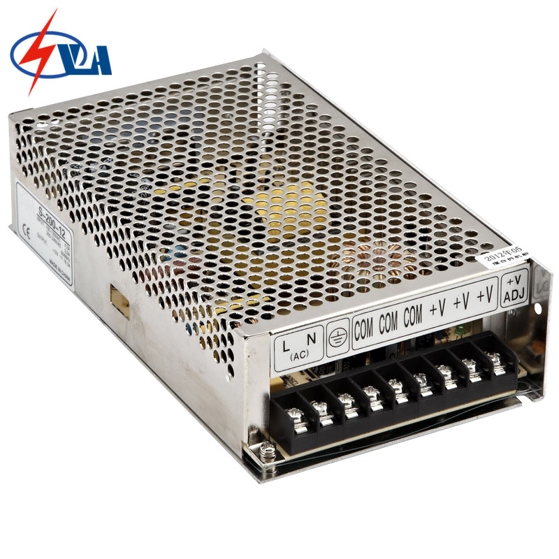 S-200-24 24v 200W high power mobile switching power supply smps
