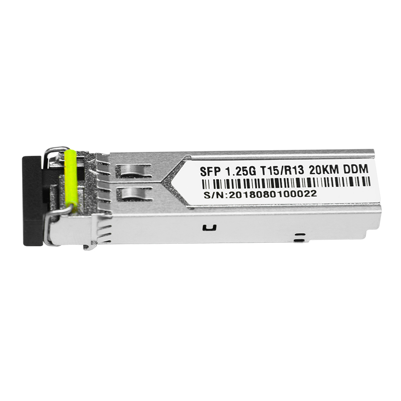 1.25G 1310/1550 20Km Dual LC Connector GPON SFP Transceiver1.25G 1310/1550 20Km Dual LC Connector GPON SFP Transceiver