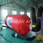 Replica inflatables item opblaasbare brandblusser voor giant reclame decoratie - 3