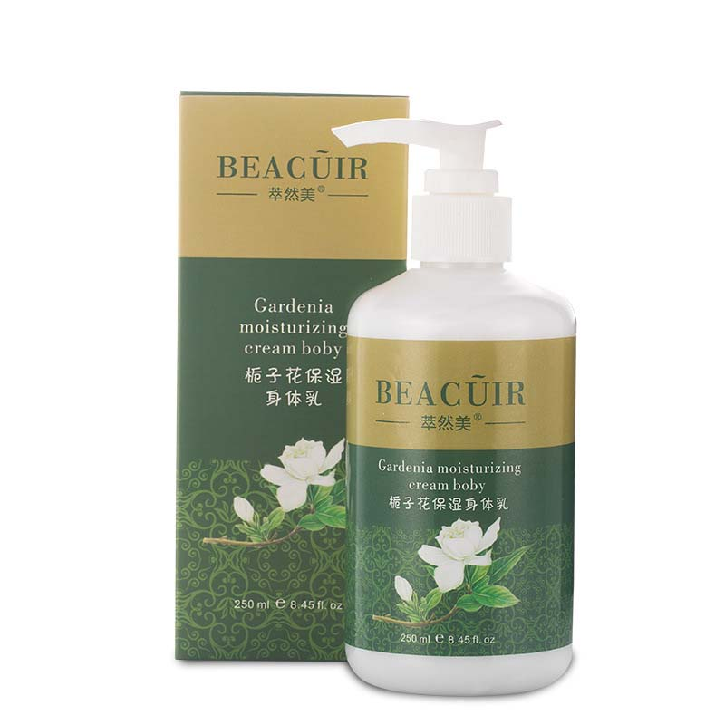 Gardenia Body Lotion Moisturizing Whitening Exfoliating Removing Dead Skin Bleaching Cream Skin Lightening Cream For Body