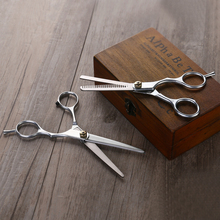 2pcs Salon Professional Barber Hair Cutting Thinning Scissors Shears Hairdressing Set Styling Tool Hair Salon Hairdressing