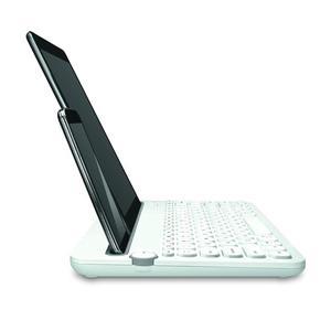 Image 5 - ロジクール K480 マルチデバイスの Bluetooth キーボード携帯電話パッドホルダーミニキーボード MacOS iOS Android 携帯パッド