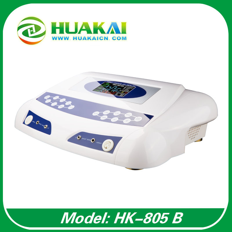 2016 Newest Free Shipping Ion Detox Foot Spa Machine HK-805B With Low-freqeuncy And Waistbelt 2014 new free shipping dual display hk 809 with waistbelts machine for pedicure