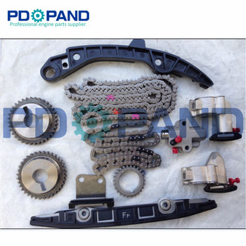 VQ25 VQ25DE Engine Timing Chain Gear Tensioner Kit  for Nissan TEANA V6  2.5L