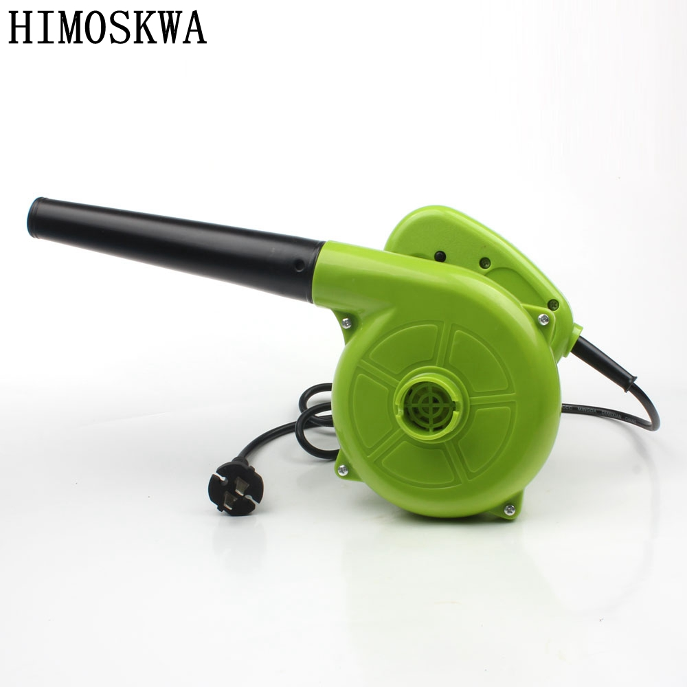 SSI home computer cafe Dust hair dryer 1000W high-power suction fan blowing dust blower