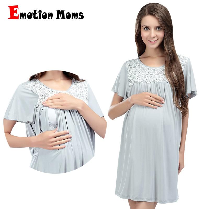 Emotion Moms maternity clothes maternity dresses Nursing ...