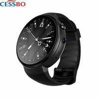 2019 New! Tailor Made 4G SIM Slot Smart Watch Phone WIFI Wireless Bluetooth Pedometer Smart Phone for Android iOS with Camera