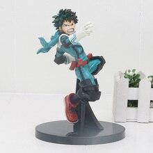 Mein Hero Wissenschaft Die Erstaunliche Heroes Abbildung Vol1. Klatschenkleks Midoriya Izuku Katsuki Boku keine Hero Wissenschaft Modell Figurals Spielzeug 16cm