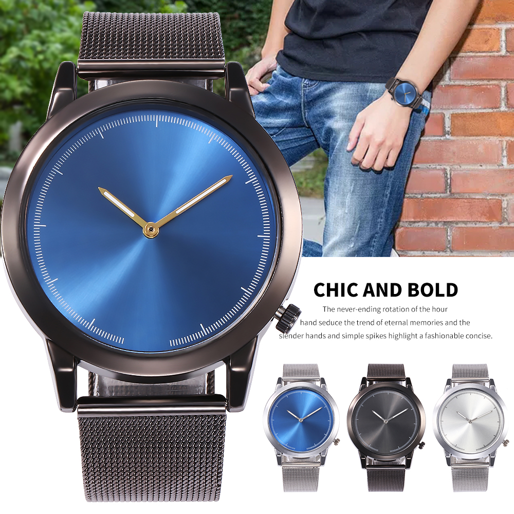 Top Brand Luxury Quartz Watch men Casual Black quartz-watch stainless steel Blue glass clock male Relogio New Man Watches relojTop Brand Luxury Quartz Watch men Casual Black quartz-watch stainless steel Blue glass clock male Relogio New Man Watches reloj