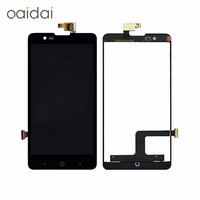 For ZTE Blade V5 HN L3 Plus L3plus U9180 V9180 N9180 V993W LCD Display Touch Screen